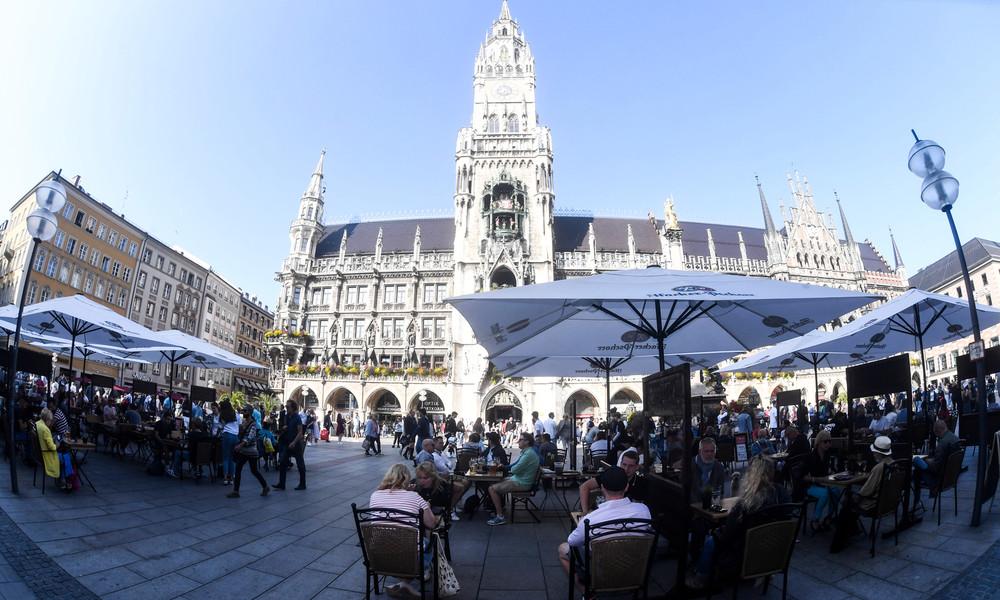 München beschließt Maskenpflicht auf einigen öffentlichen Plätzen