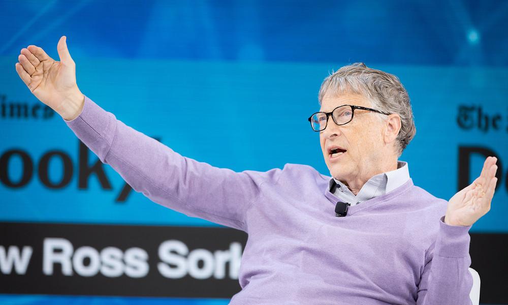 """Bill Gates: Dank Impfstoffen wird COVID-19-Pandemie """"nicht ewig dauern"""""""