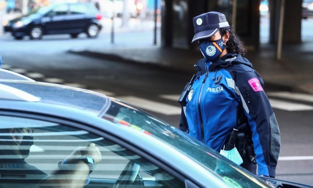 Neue Corona-Ausgangssperren in Madrid – Arbeiterviertel am meisten betroffen (Video)