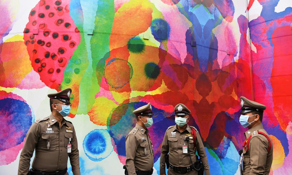 Thailand: Bis zu 150.000 Ausländern drohen Strafen wegen Visa-Überziehung