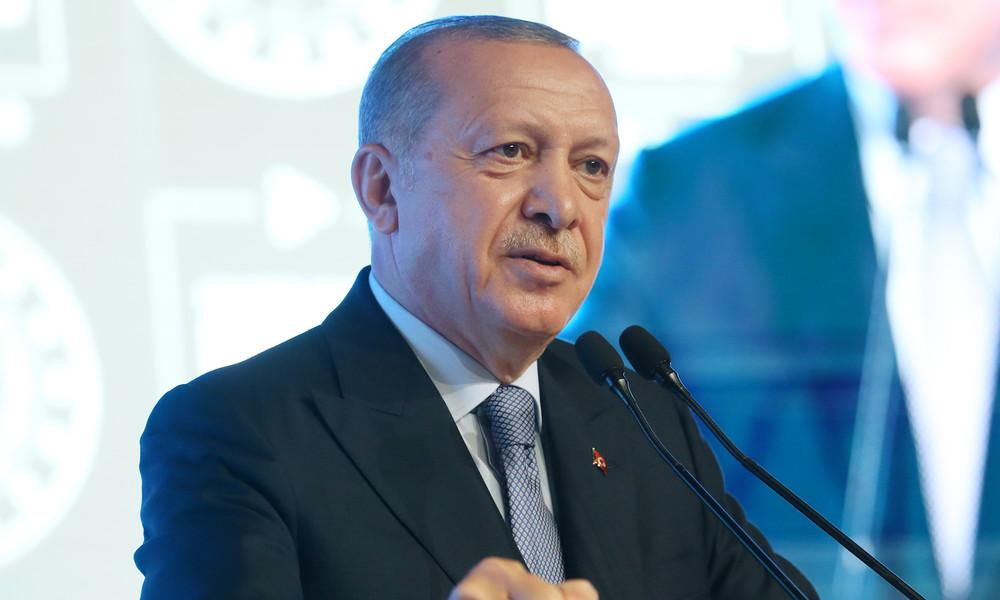 Entspannung im Mittelmeer-Konflikt? Erdoğan verkündet Gesprächsbereitschaft