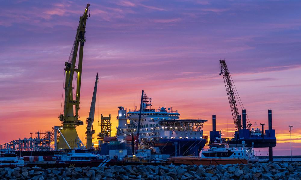Vor US-Druck eingeknickt: IGP&I verweigert Schiffen Versicherung wegen Beteiligung an Nord Stream 2
