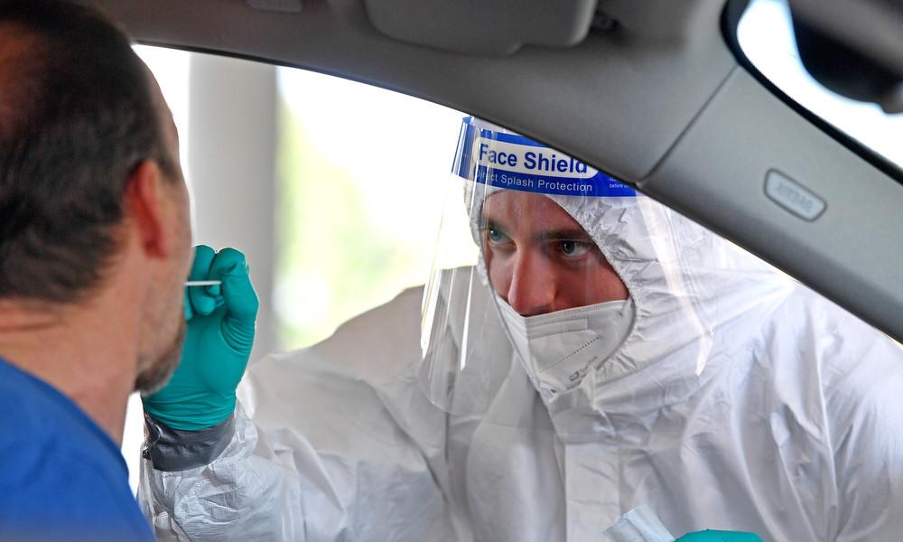"""Harvard-Epidemiologe über Corona-Tests: """"Ich finde es wirklich unverantwortlich"""""""
