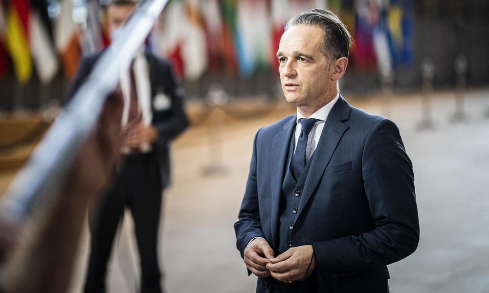 Wegen Corona-Infektion eines Personenschützers: Außenminister Heiko Maas in Quarantäne