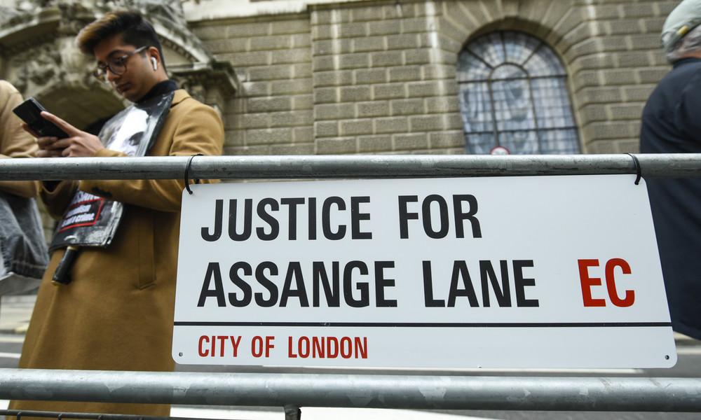 """US-Staatsanwalt im Assange-Prozess: """"Julian Assange täuscht Depression nur vor"""""""