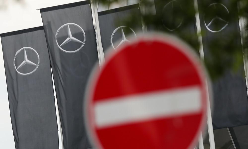 Tausende Arbeitsplätze gefährdet – Daimler und MAN machen kurzen Prozess