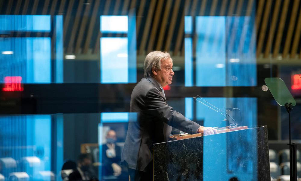 UN-Generaldebatte: US-Präsident greift China an – UN-Chef warnt vor neuem Kalten Krieg