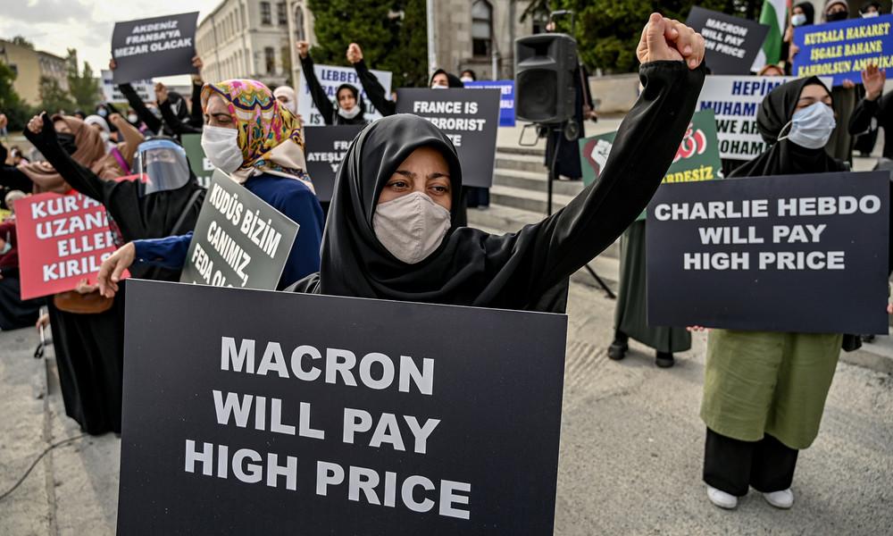 Nach neuen Terrordrohungen gegen Charlie Hebdo: Französische Medien nehmen Satiremagazin in Schutz