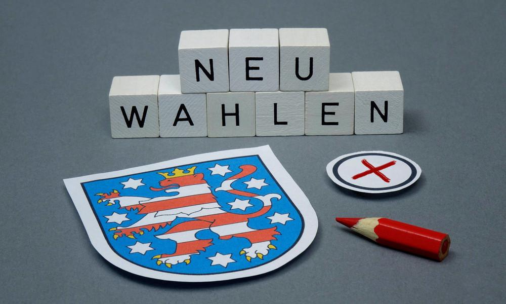 Thüringen wählt im April 2021 – oder doch später?