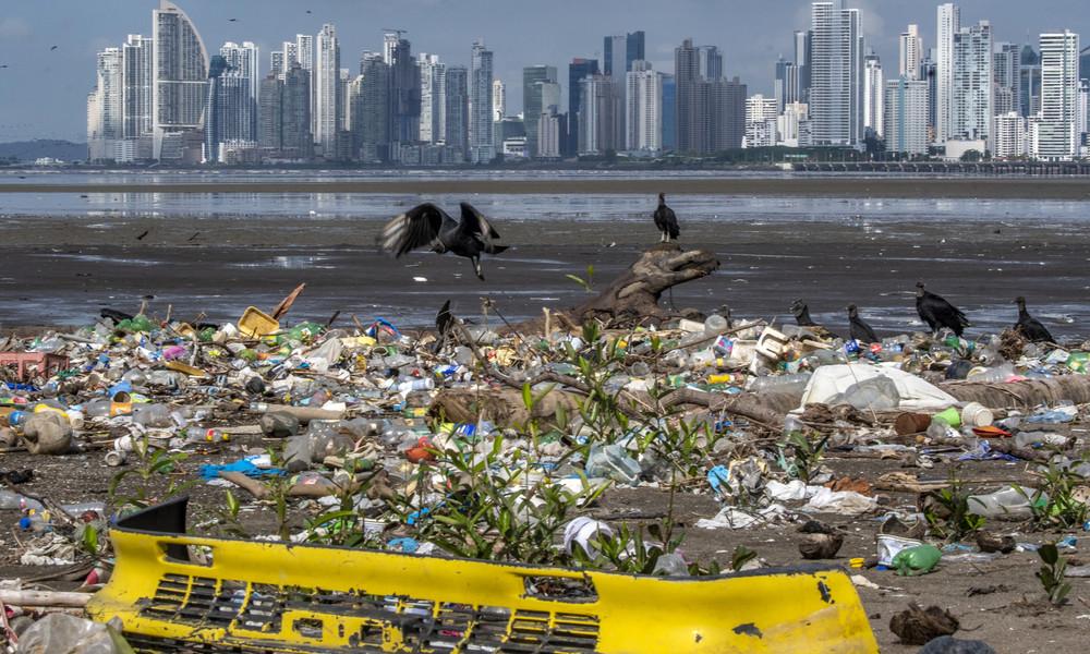 Internationale Forscher: Plastikflut in Gewässern wird steigen – auch durch Fracking in den USA