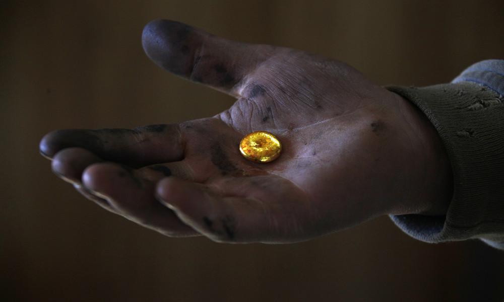 Fördermengen gehen zurück: Geht der Welt das Gold aus?