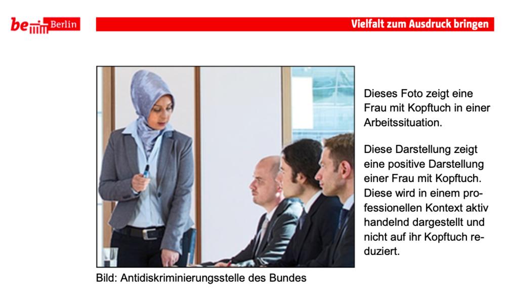 """Sag bloß nicht """"Ausländer""""! Neue Sprachregeln für Berliner Beamte"""