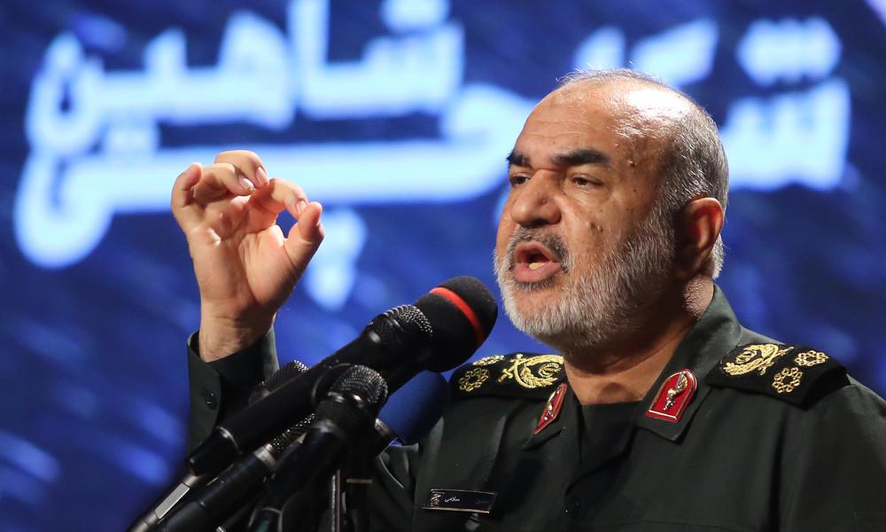 """Chef der Iranischen Revolutionsgarde: Könnten alle US-Basen im Golf """"gleichzeitig"""" hochgehen lassen"""