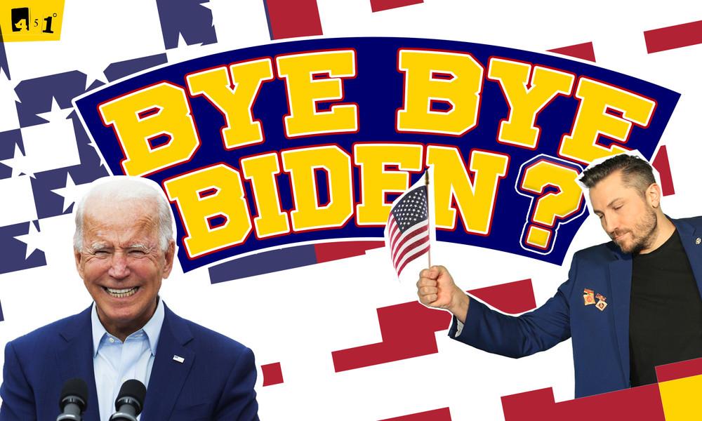 Wird Sleepy Joe Biden der nächste US-Präsident? | 451 Grad