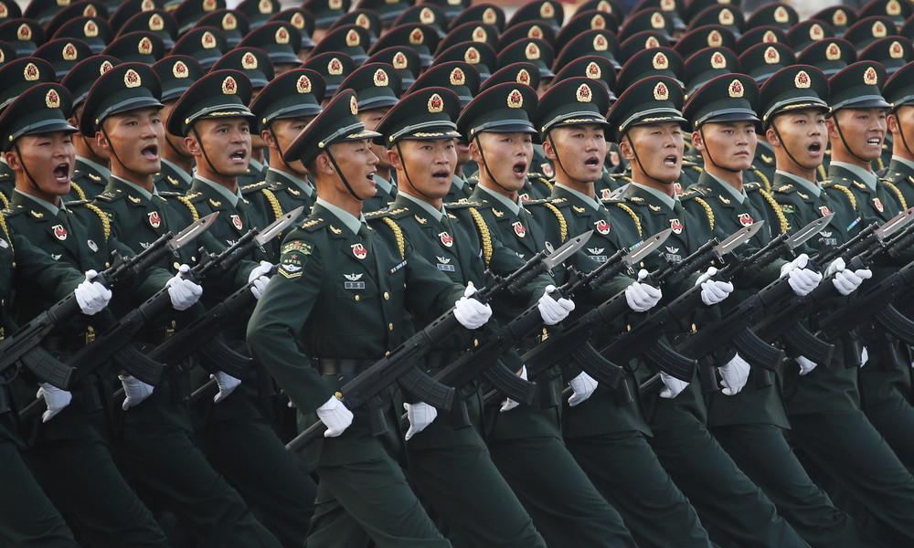 """Chinesischer Spitzenjournalist droht mit """"gerechtem Krieg"""" gegen mögliche US-Truppen auf Taiwan"""