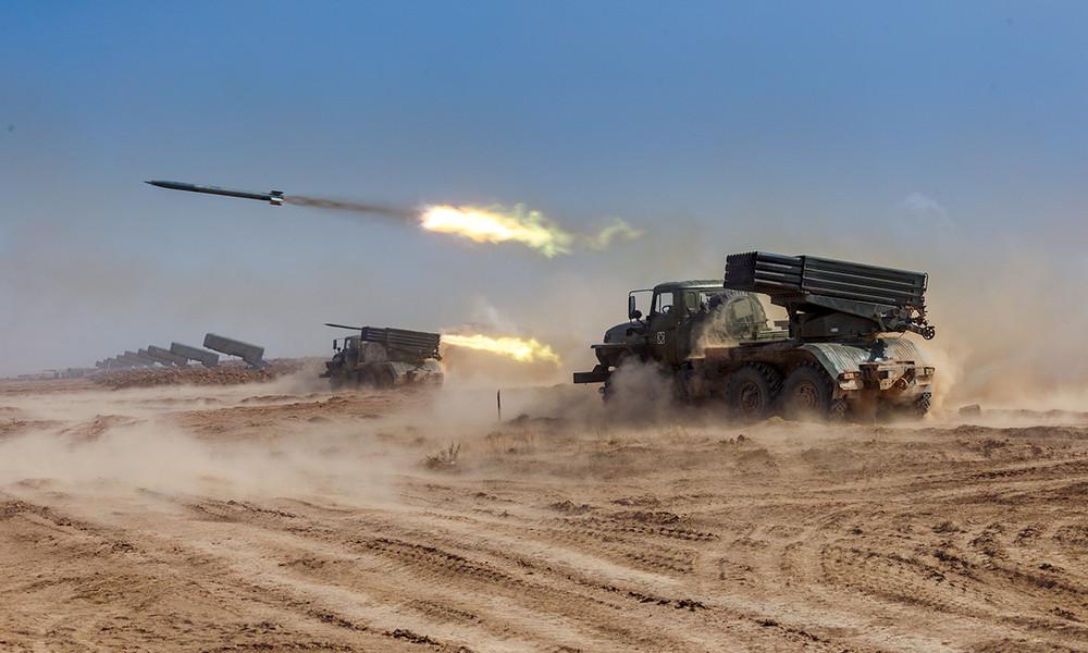 """""""Kaukasus 2020"""": Großes Militärmanöver Russlands und fünf anderer Länder mit 80.000 Soldaten"""