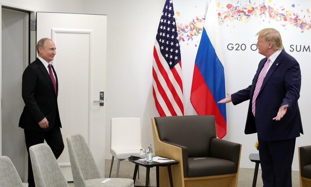 Putins Vorschlag an die USA: Cybersicherheit und Nichteinmischung in innere Angelegenheiten