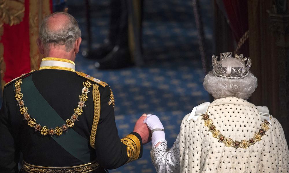 """Staatliche Almosen für die Queen – Britische Steuerzahler """"not amused"""""""