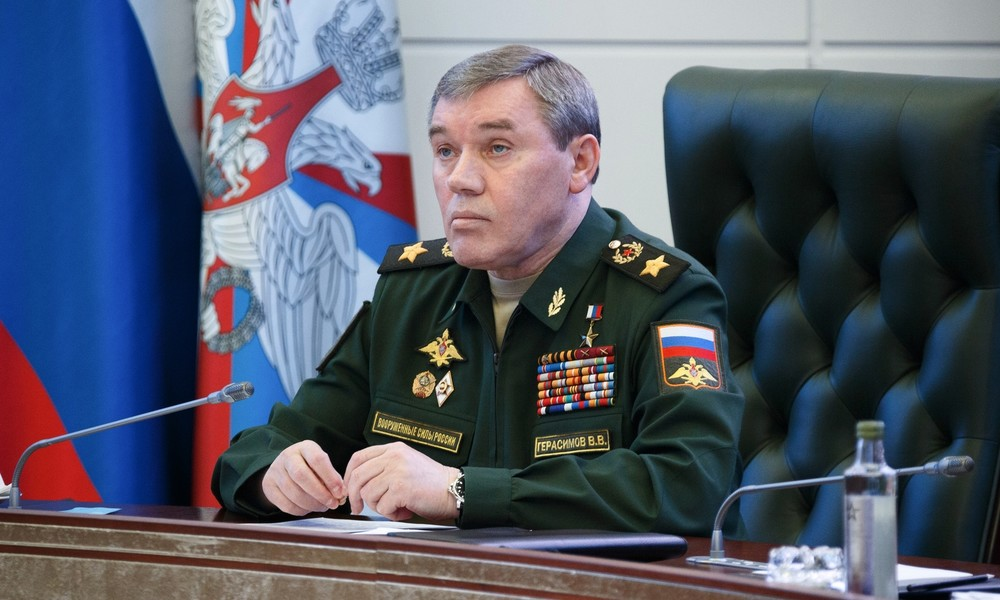 """Russischer Generalstabschef zu Militärübung """"Kaukasus 2020"""": """"Kann es noch transparenter gehen?"""""""