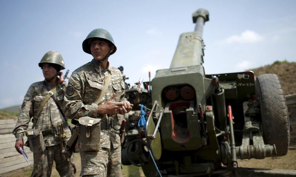 Konflikt in Bergkarabach eskaliert wieder: Armenien und Aserbaidschan werfen einander Offensive vor