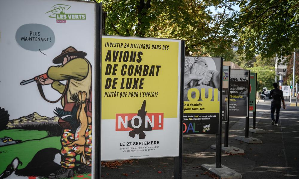 So geht Demokratie: Schweizer Bevölkerung zur Abstimmung über grundlegende Themen aufgerufen