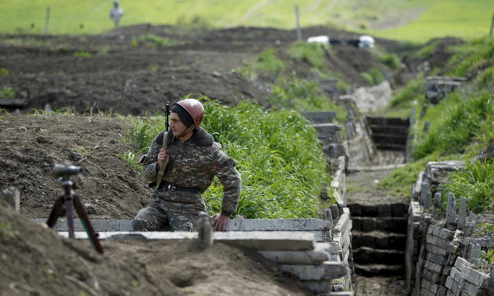 """USA verurteilen Eskalation in Bergkarabach """"aufs Schärfste"""" und fordern sofortiges Ende der Gewalt"""