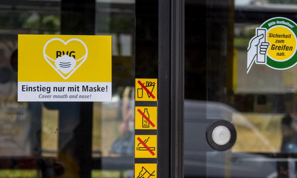 SPD fordert Maskenpflicht im öffentlichen Raum