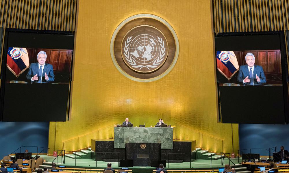 Hilferuf aus Ecuador an UN und EU: Linker Präsidentschaftskandidat fordert Wahlbeobachter