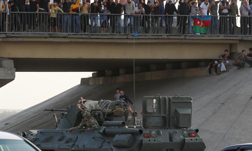 Bergkarabach-Konflikt eskaliert weiter: Aserbaidschan kündigt Teilmobilmachung an
