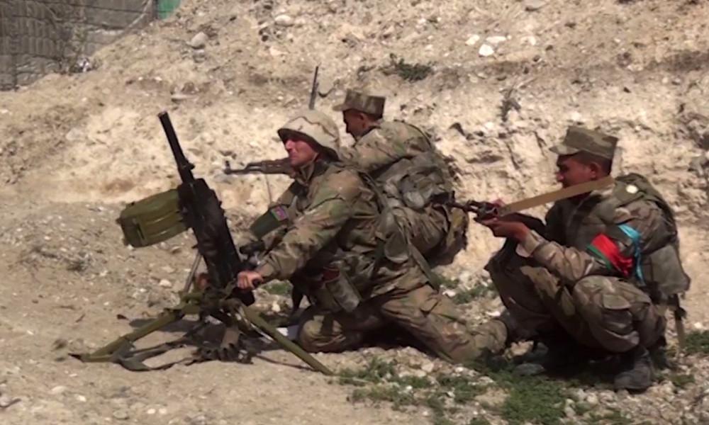 Armenien und Aserbaidschan werfen sich gegenseitig Einsatz syrischer Kämpfer in Bergkarabach vor