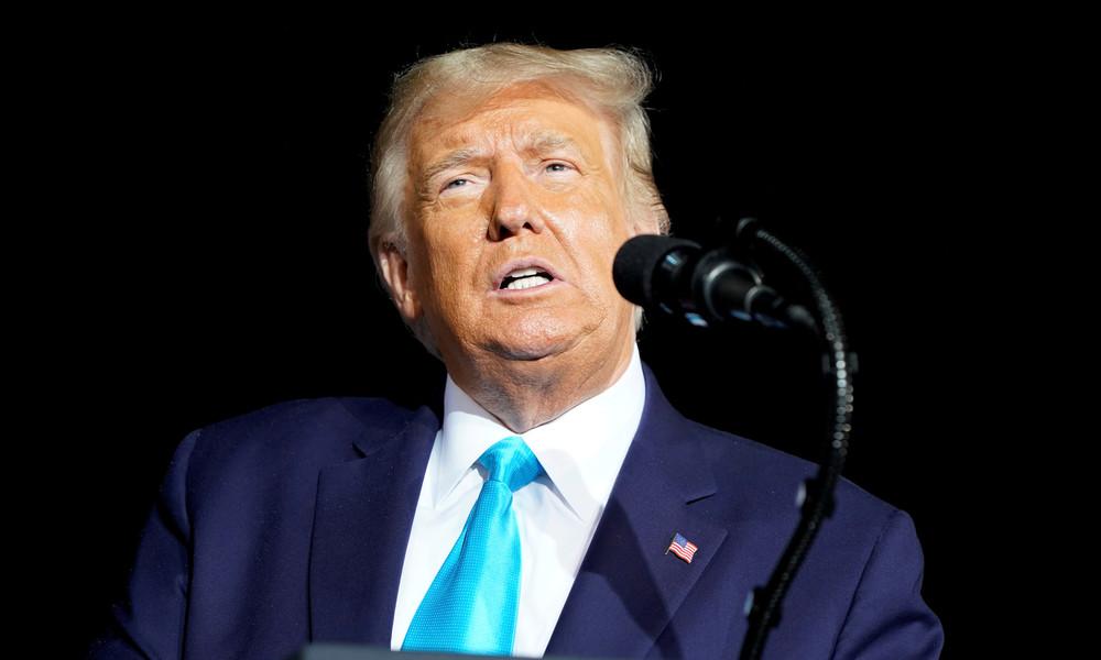 """""""Fake News"""": New York Times wirft Trump jahrelange Steuerhinterziehung vor – Bericht zurückgewiesen"""