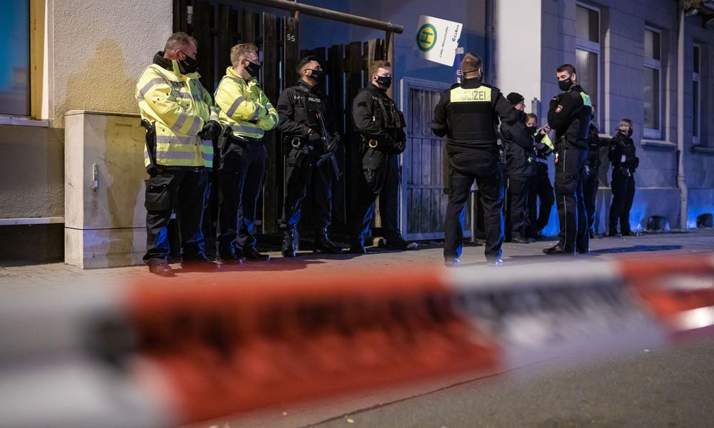 """""""Örtlich begrenzte Lage"""": Ein Toter und ein Schwerverletzter bei Messerattacken in Celle"""