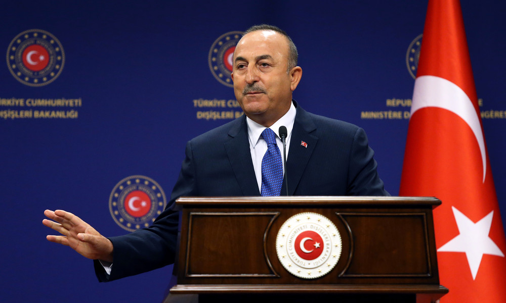 """Türkei verspricht Aserbaidschan Unterstützung """"am Verhandlungstisch und auf dem Schlachtfeld"""""""