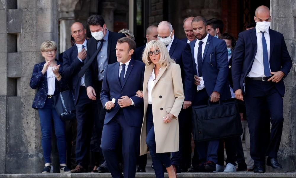 """Frankreich sucht strategische Autonomie """"Europas"""" – Alternative zur Ordnungsvision der USA und China"""