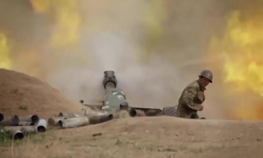 Krieg um Bergkarabach: Aserbaidschan setzt Offensive fort