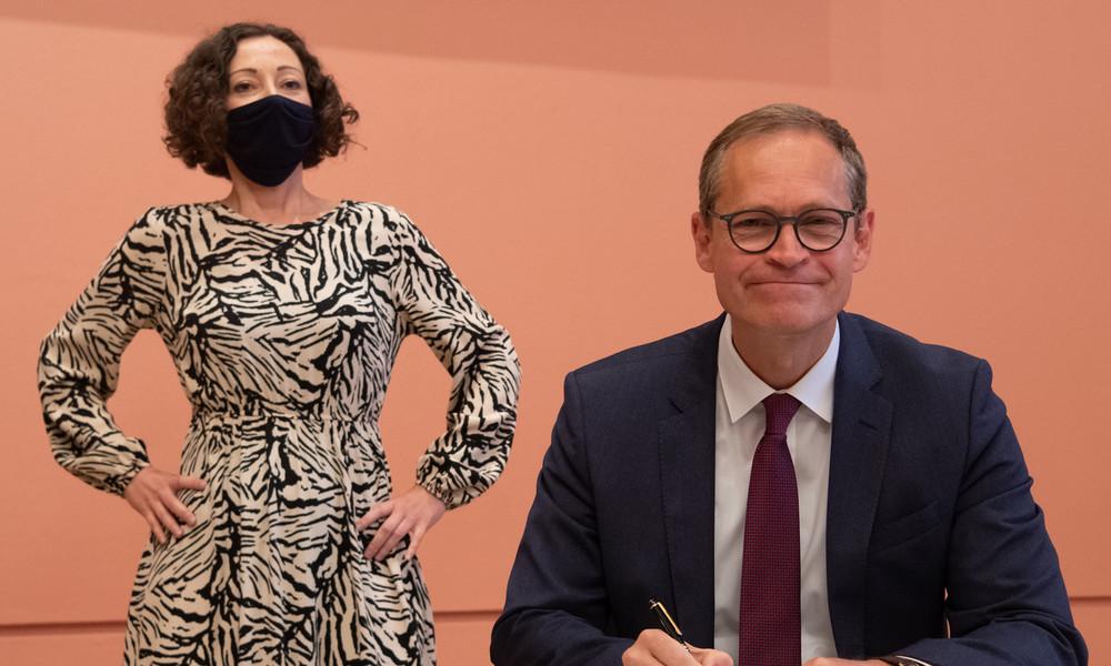 Hauptstadt des Versagens: Berlin erlässt Maskenpflicht für Büros