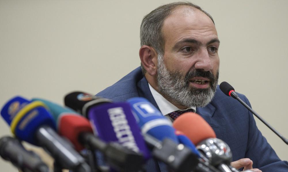 """Armenien erwägt Anerkennung der Unabhängigkeit für Bergkarabach: """"Für dauerhaften Frieden"""""""