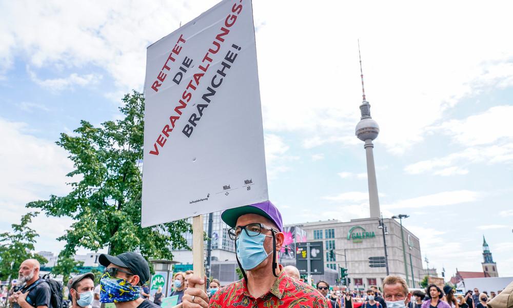 Hilferuf von Dr. Motte und Co. – Elektro-Szene fordert Unterstützung der Bundesregierung
