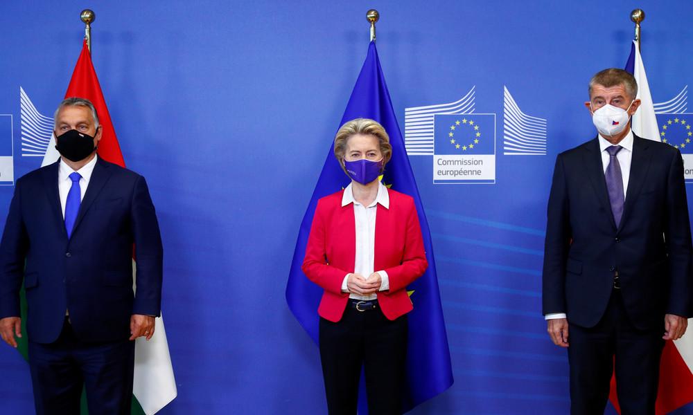 Reform der EU-Asylpolitik: Von Ungarn und Tschechien kommt bereits scharfe Kritik