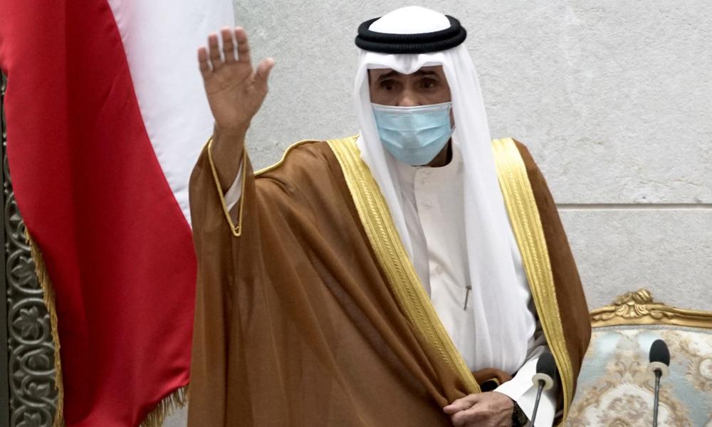 83 Jahre alter Scheich Nawaf als neuer Emir von Kuwait vereidigt