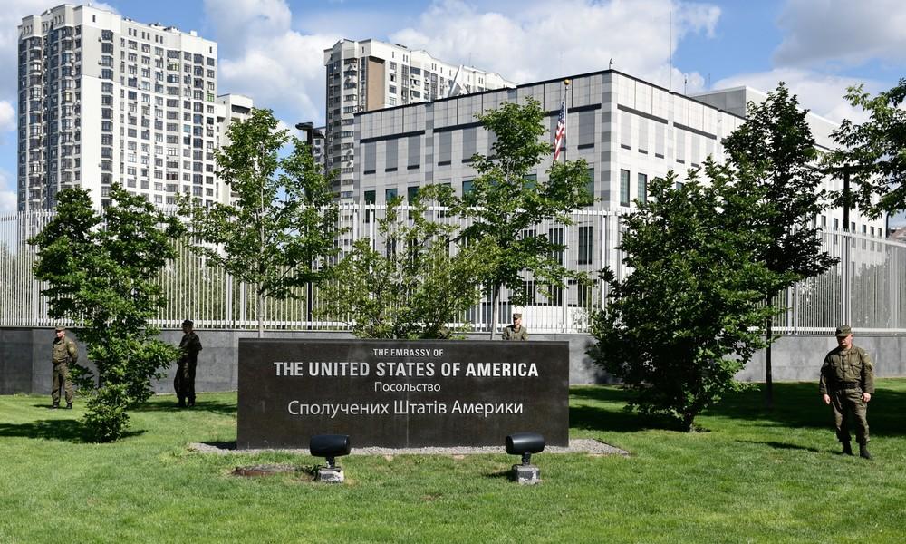 Kiew: Mitarbeiterin der US-Botschaft zu Tode geschlagen