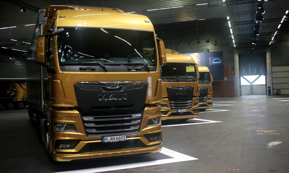 """Lastwagenhersteller MAN will mit """"Schlechtwetterklausel"""" Massenentlassungen rechtfertigen"""