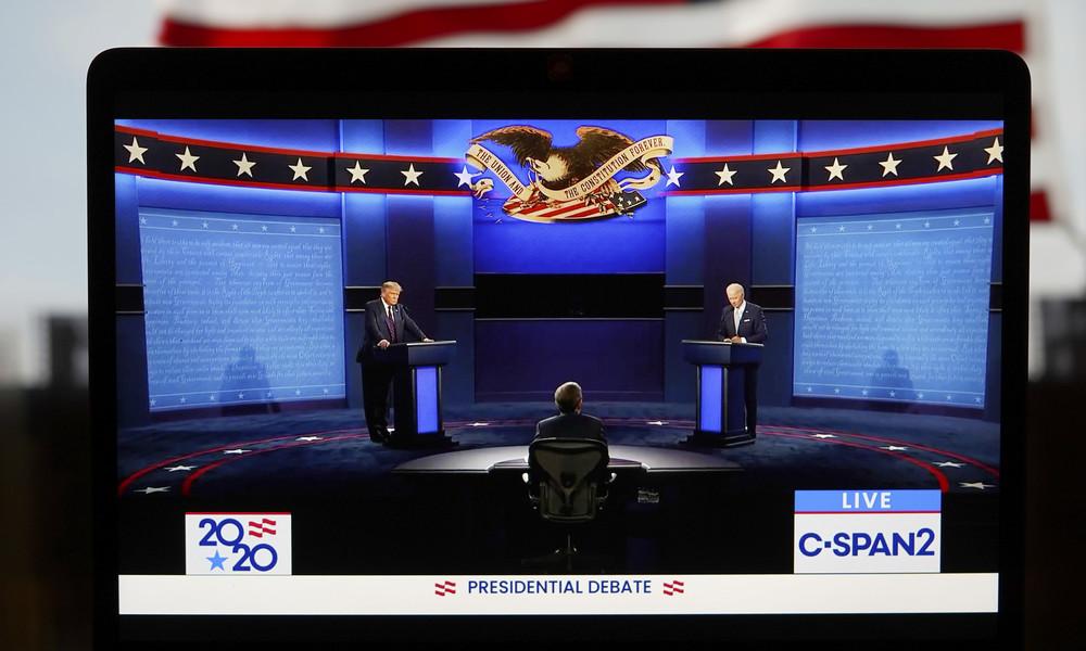 Erstes TV-Duell im US-Wahlkampf