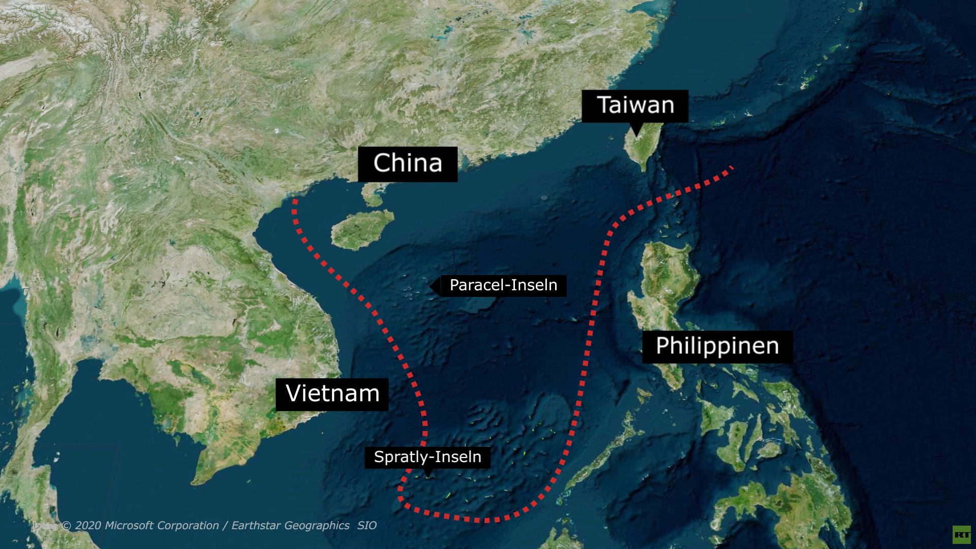 Zusammenprall zweier Ordnungsmodelle: Der Konflikt um das Südchinesische Meer