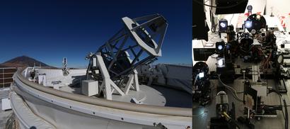 Riesenteleskop auf Teneriffa nimmt gestochen scharfe Bilder der Sonne auf