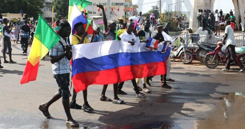 Mali: Proteste gegen Frankreich, für Kooperation mit Russland