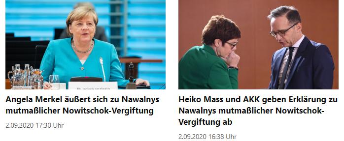 """Das """"Wunder"""" von Berlin: Alexei Nawalny, seine Genesung und das große Kino"""
