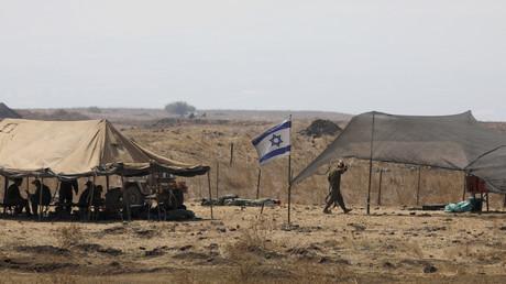 Israel greift Stellungen syrischer Armee bei Damaskus mit Raketen an: 2 Tote und 7 Verwundete