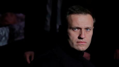 Russischer Oppositionsführer Navalny. (Archivbild)