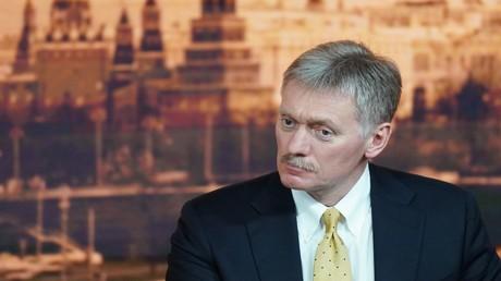 Kremlsprecher Peskow sieht keinen Grund für Sanktionen gegen Russland wegen Causa Nawalny (Archivbild)
